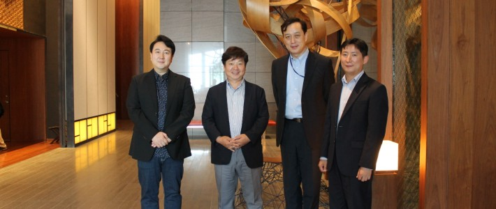 제4회 한일 창조경제 포럼, 일본 투자자에게 IR발표