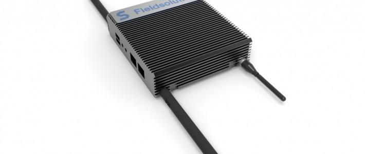 수처리 플랜트 데이터수집 IoT 게이트웨이(Water treatment IoT gateway)
